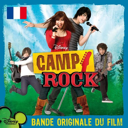 Baixar CD Camp Rock Original Soundtrack (French iTunes Version) – Cast Of Camp Rock (2008) Grátis