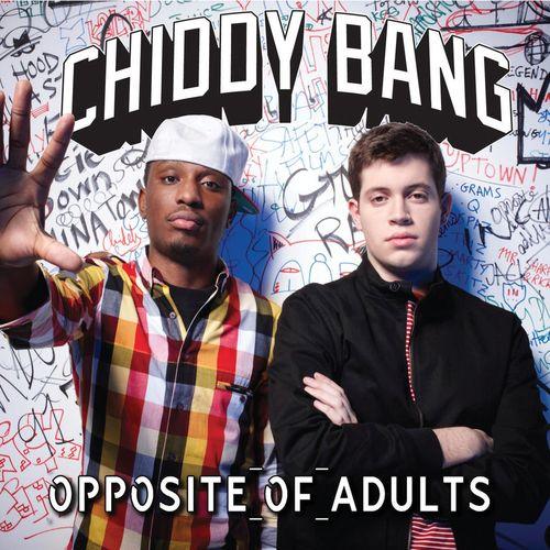 chiddy bang discography