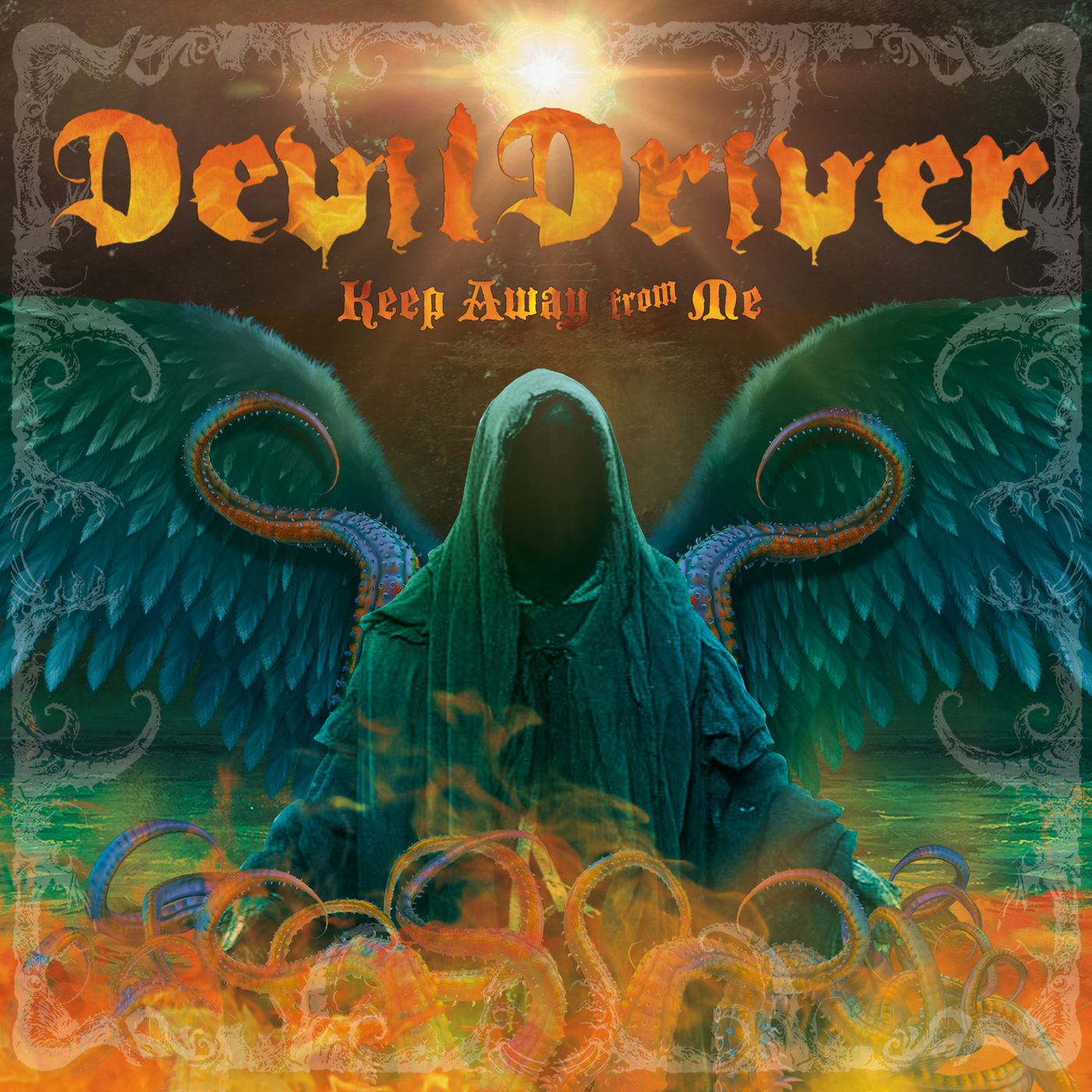 DevilDriver - Keep Away From Me [single] (2020)