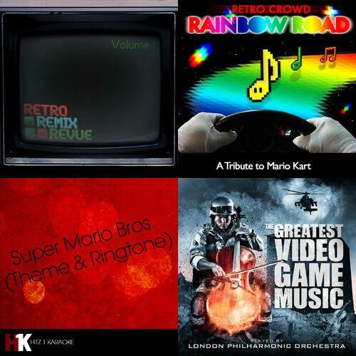 Mario Kart playlist - Listen now on Deezer   Music Streaming
