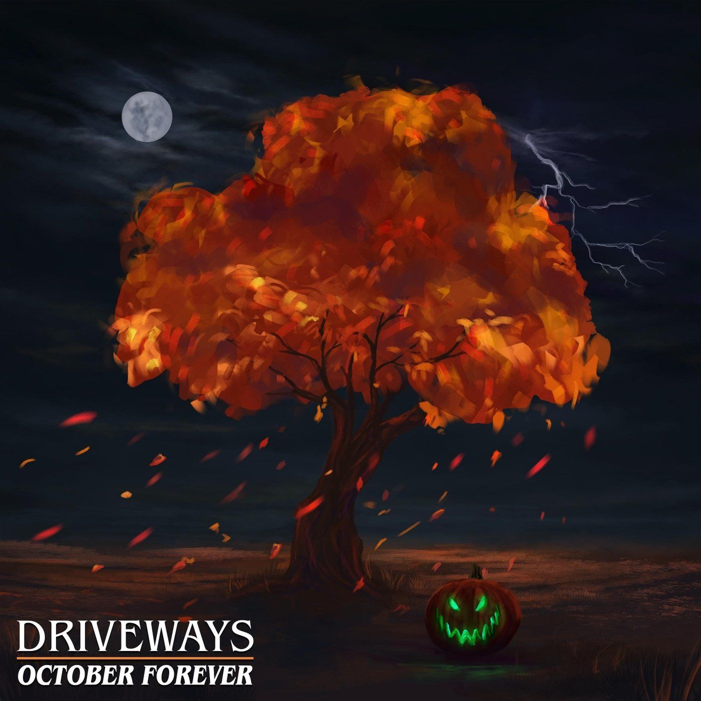Driveways - October Forever (2020)