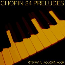 Album cover of Chopin 24 Preludes