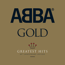 Album cover of Abba Gold Anniversary Edition