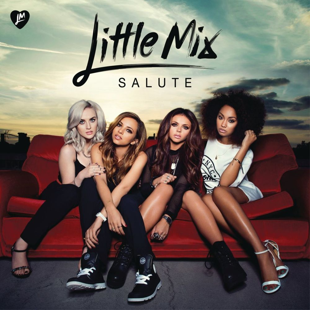 Baixar Salute (The Deluxe Edition), Baixar Música Salute (The Deluxe Edition) - Little Mix 2013, Baixar Música Little Mix - Salute (The Deluxe Edition) 2013
