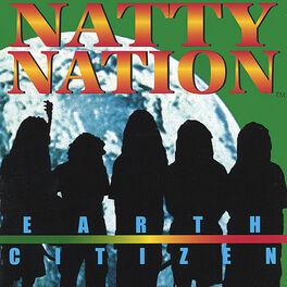 Album cover of Earth Citizen