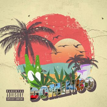 Domingo (feat. Jaya Luuck, Leo Rocatto & 24krec) cover