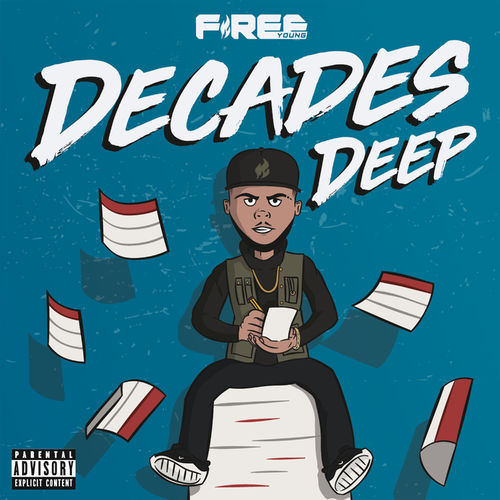 Firee Young - Decades Deep [LP] 2019