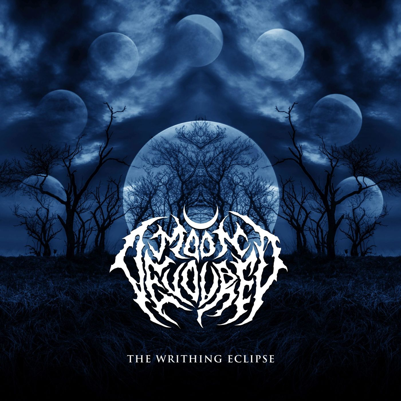 Moon Devoured - The Writhing Eclipse [EP] (2020)