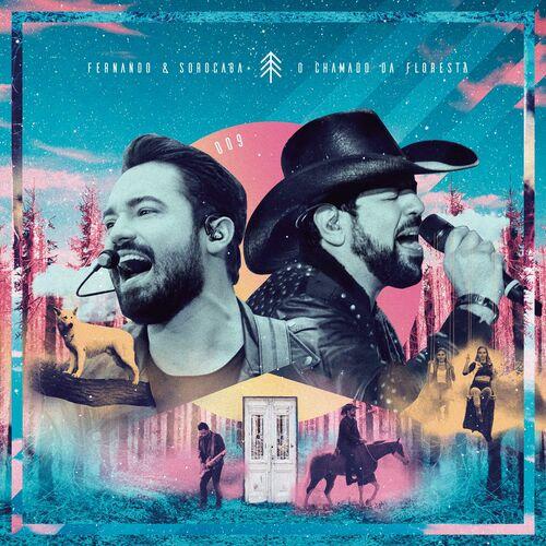 Baixar CD O Chamado da Floresta (Deluxe) [Ao Vivo] – Fernando & Sorocaba (2018) Grátis