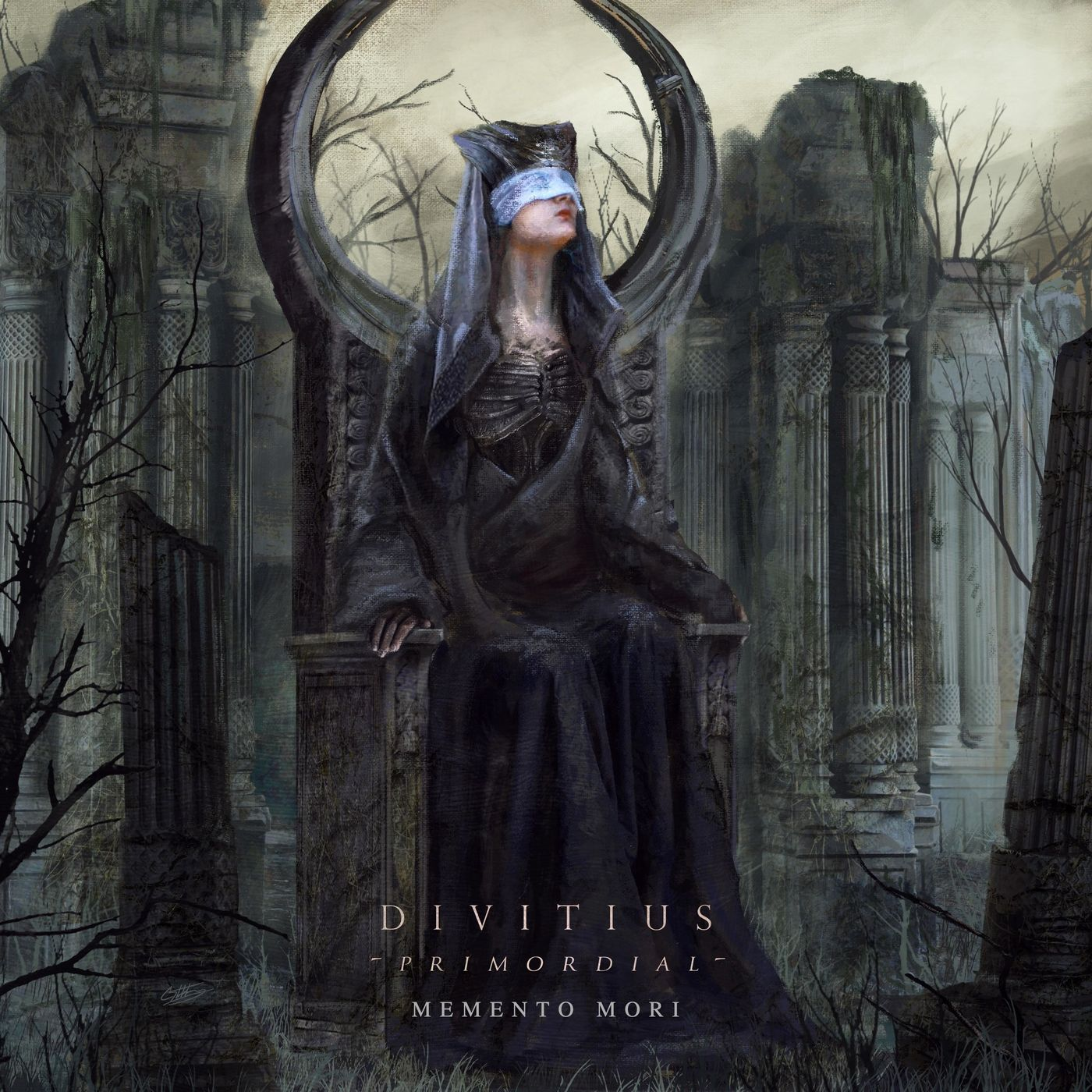 Divitius - Memento Mori [single] (2020)