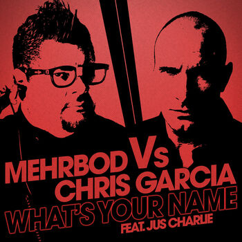 What's Your Name (Mehrbod Vs Chris Garcia Feat. Jus Charlie) cover