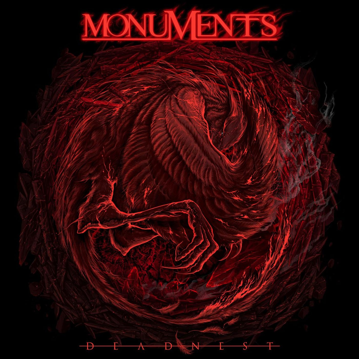 Monuments - Deadnest [single] (2021)