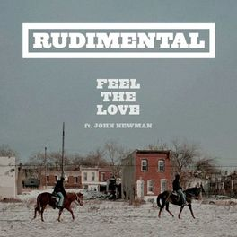 Album cover of Feel the Love (feat. John Newman)