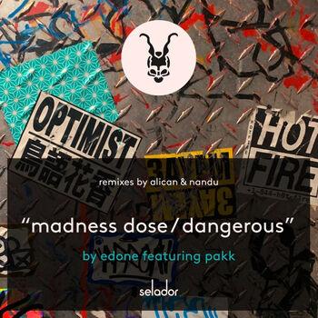 Madness Dose cover