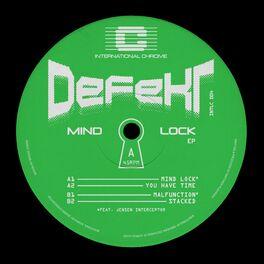 Album cover of Mind Lock E.P.