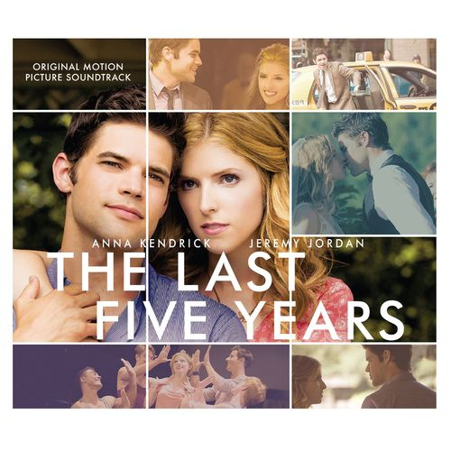 Baixar CD The Last Five Years (Original Motion Picture Soundtrack) – Anna Kendrick, Jeremy Jordan (2015) Grátis
