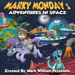 Marky Monday's Adventures in Space