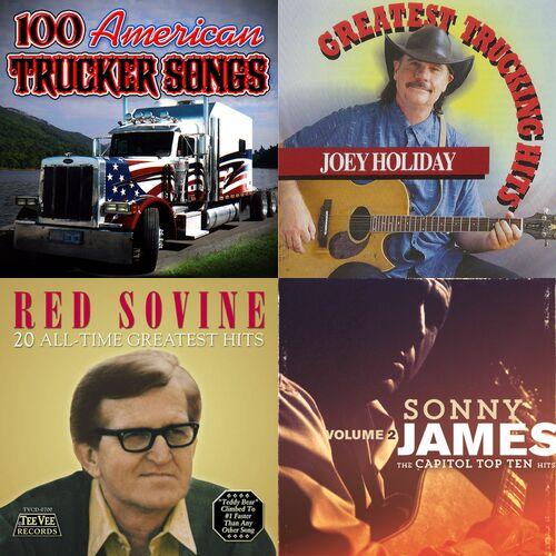 trucking songs playlist - Listen now on Deezer | Music Streaming