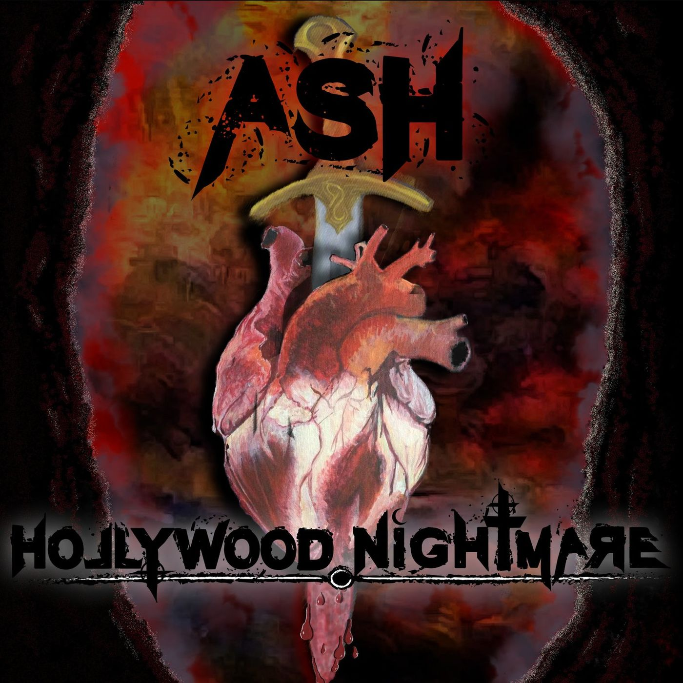 Hollywood Nightmare - Ash [single] (2020)