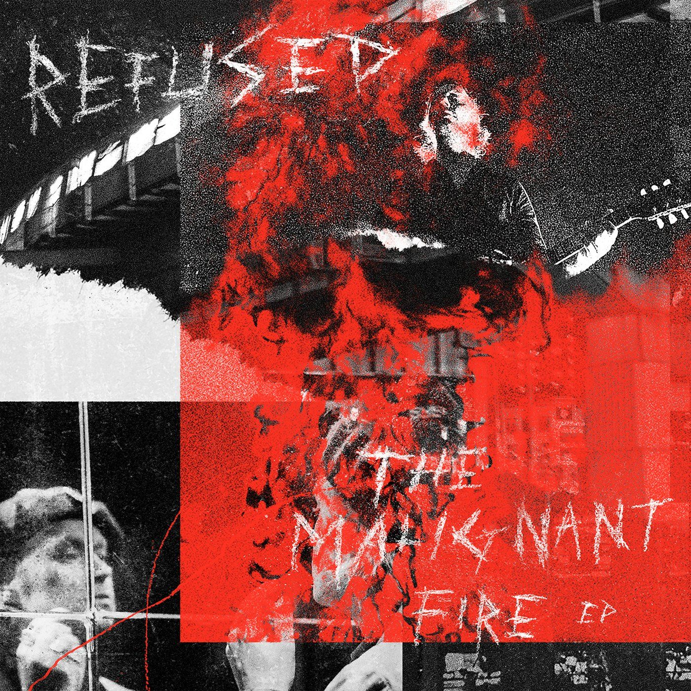 Refused - Born On The Outs [single] (2020)
