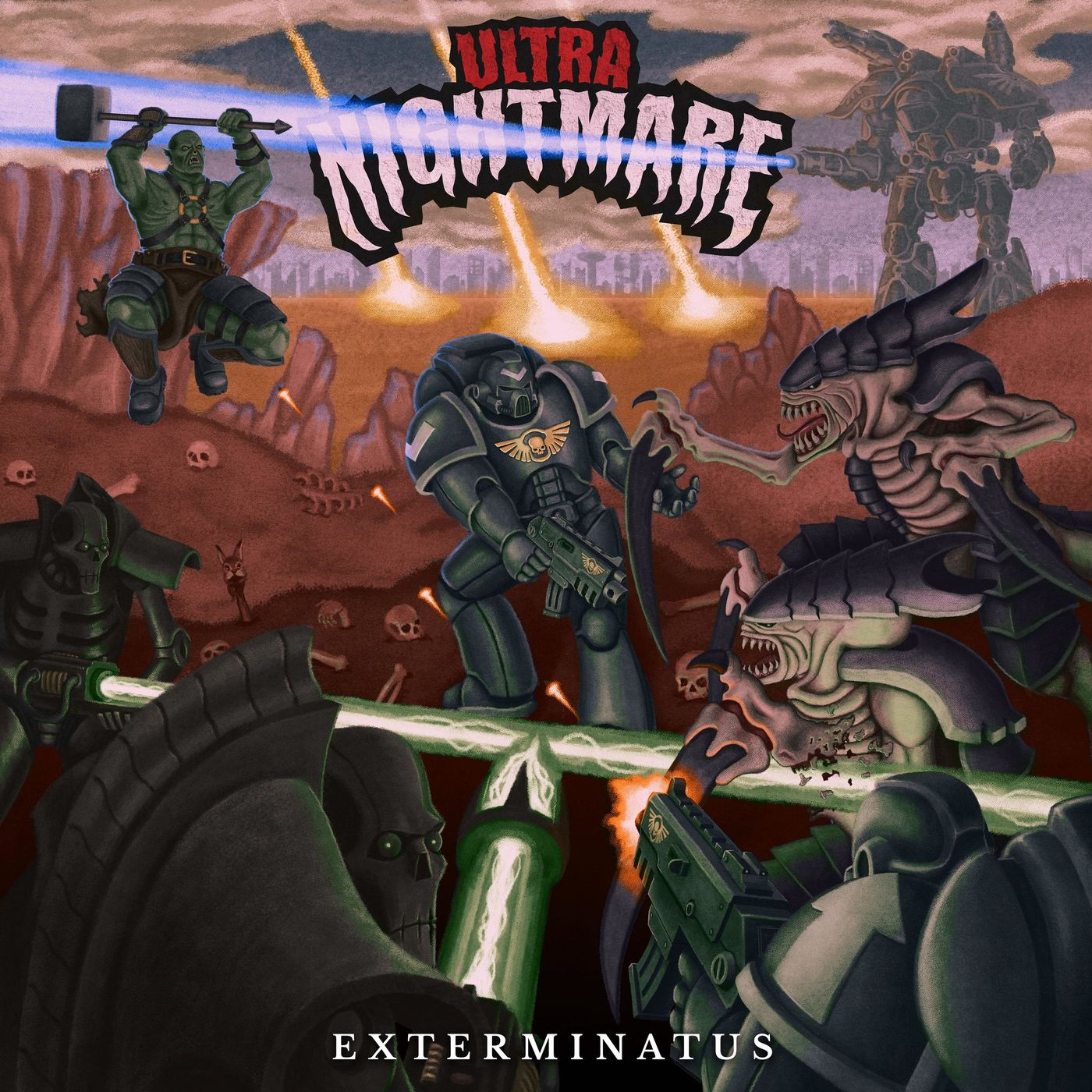Ultra Nightmare - Exterminatus (2021)