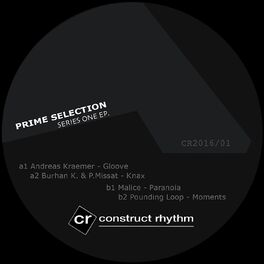 Album cover of Construct Rhythm, Prime Selection Series One Ep
