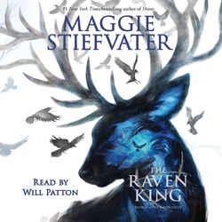The Raven King - The Raven Cycle, Book 4 (Unabridged) Audiobook