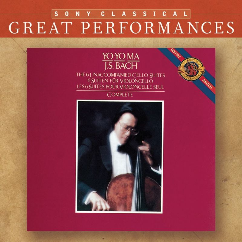 Bach: Unaccompanied Cello Suites [Great Performances]