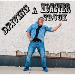 Driving a Monster Truck