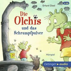 Die Olchis und das Schrumpfpulver Audiobook