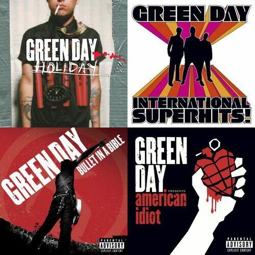 Green Day playlist - Listen now on Deezer | Music Streaming