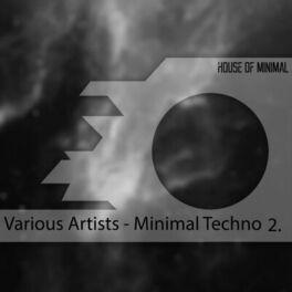 Album cover of Minimal Techno 2
