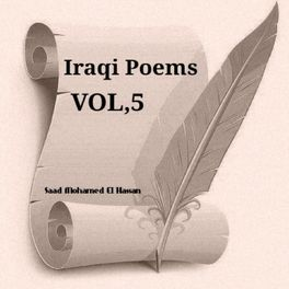 Album cover of Iraqi Poems, Vol. 5