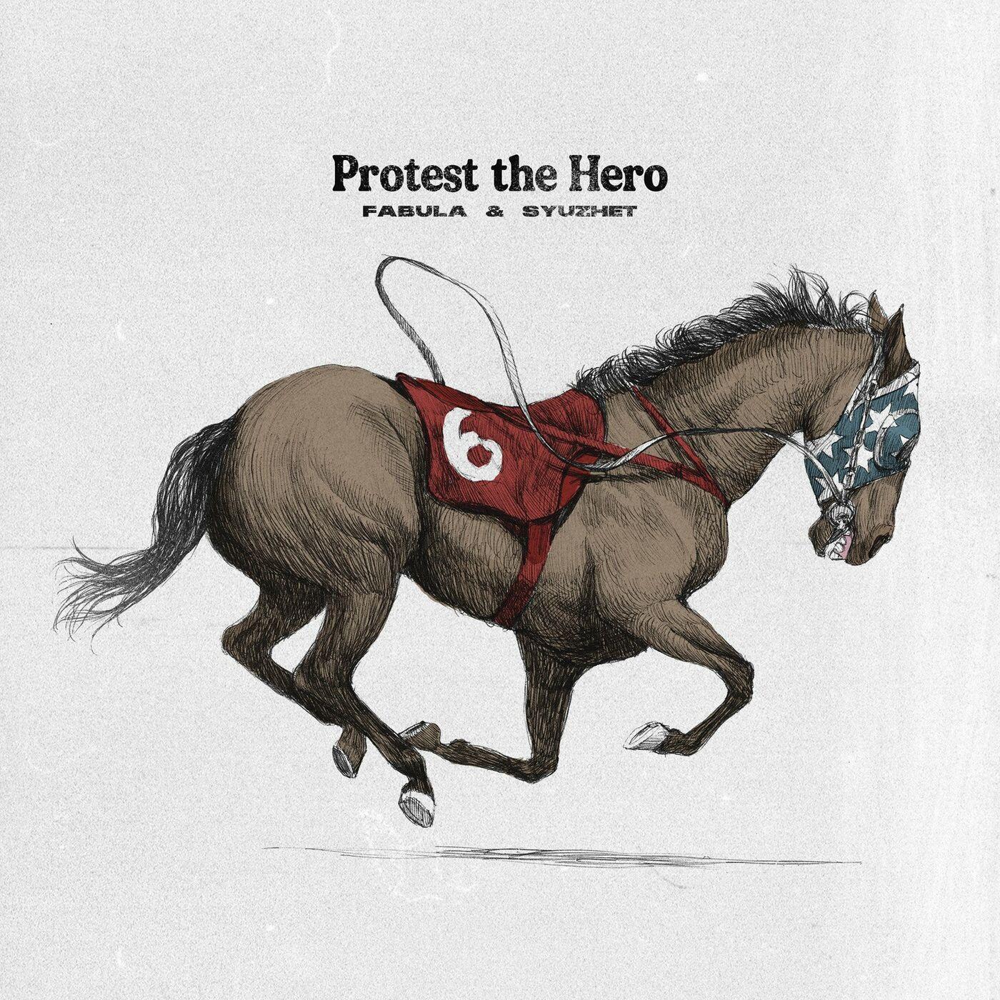 Protest The Hero - Fabula & Syuzhet [maxi-single] (2020)