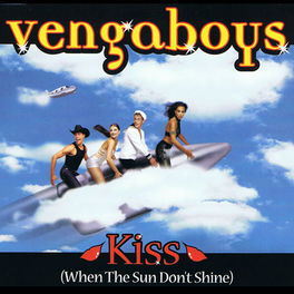 Album cover of Kiss (When The Sun Don't Shine) (Single)