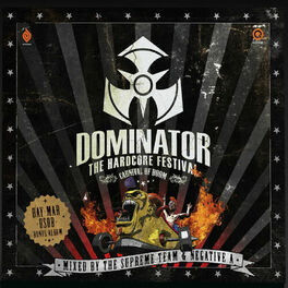 Album cover of Dominator 2013