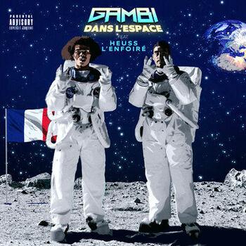 Dans l'espace (feat. Heuss l'Enfoiré) cover