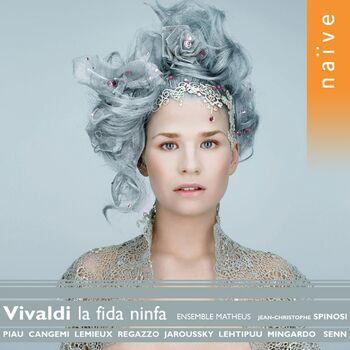 La fida ninfa, RV 714, Act I, Scene 3: Dimmi pastore Ninfa ti spiega (Duetto Elpina, Osmino) cover