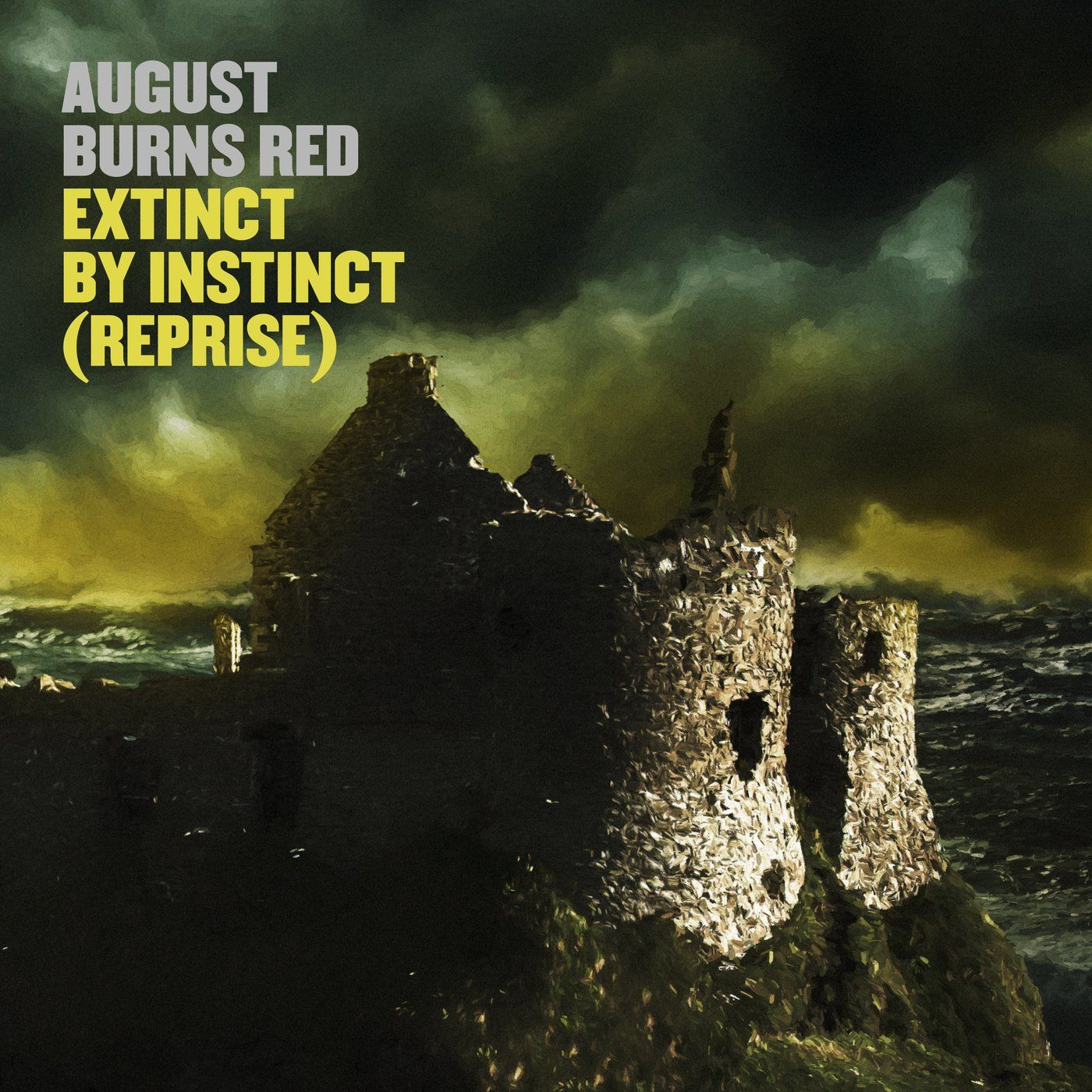 August Burns Red - Extinct By Instinct (Reprise) [single] (2021)
