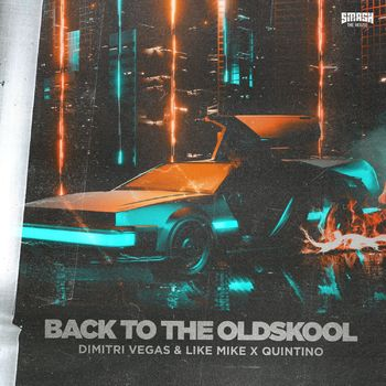 Back to the Oldskool cover