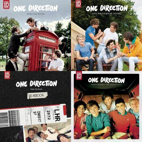 One Direction-spellista - Lyssna nu i Deezer | Musikstreaming