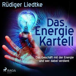 Album cover of Das Energie Kartell - Das Geschäft mit der Energie und wer dabei verdient (Ungekürzt)