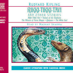 R. Kipling : Rikki-Tikki-Tavi (Unabridged) Audiobook