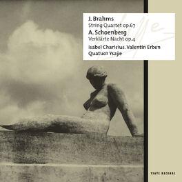 Album cover of Brahms-Schoenberg