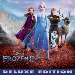 Frozen 2 (Trilha Sonora Original em Português/Edição Deluxe) 2019 CD Completo