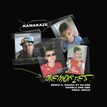 Memories (feat. Geoblu, SBK & Manga Saint Hilare) cover