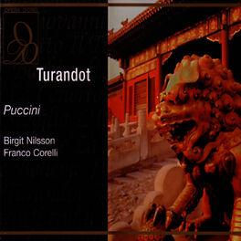 Album cover of Turandot