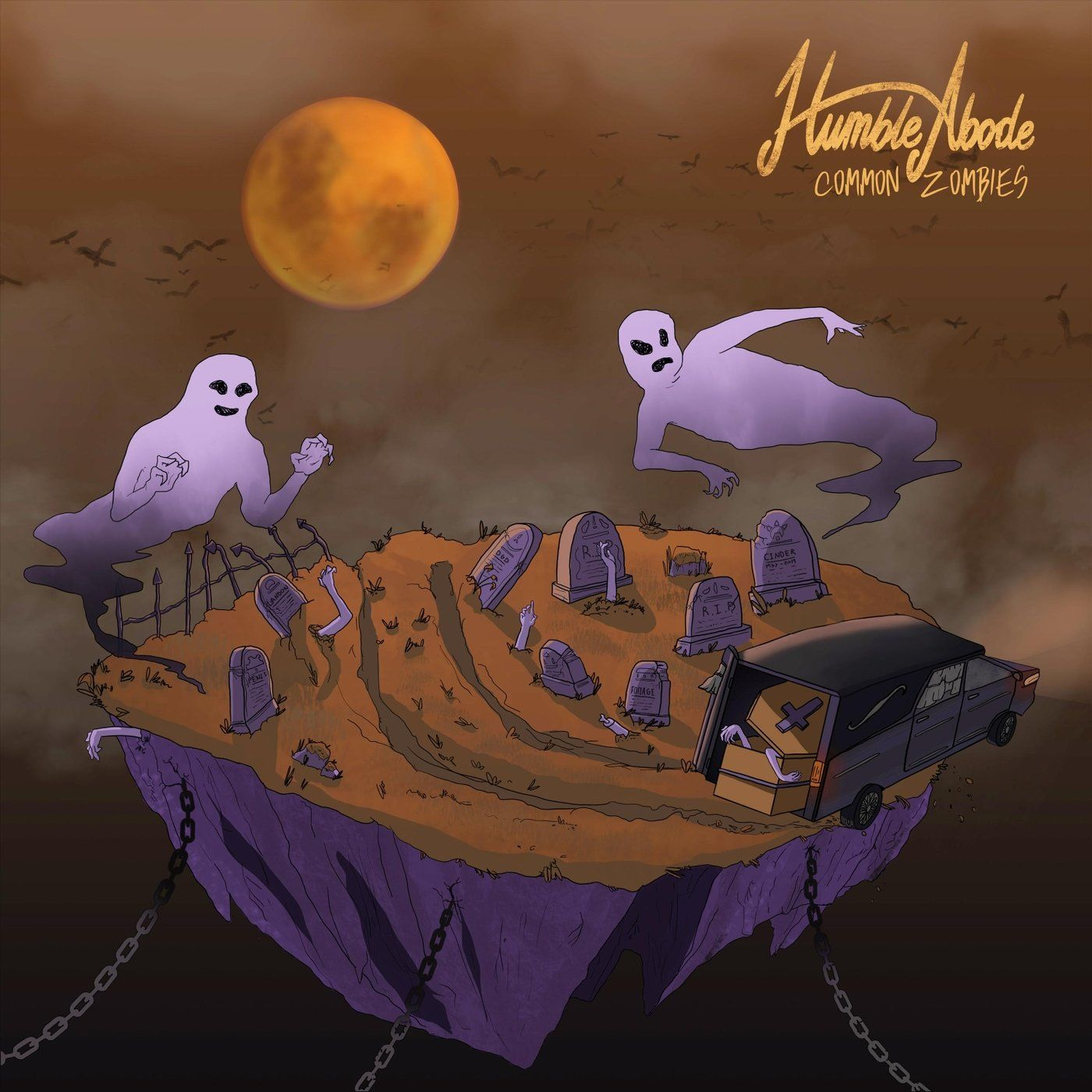 Humble Abode - Common Zombies [single] (2020)