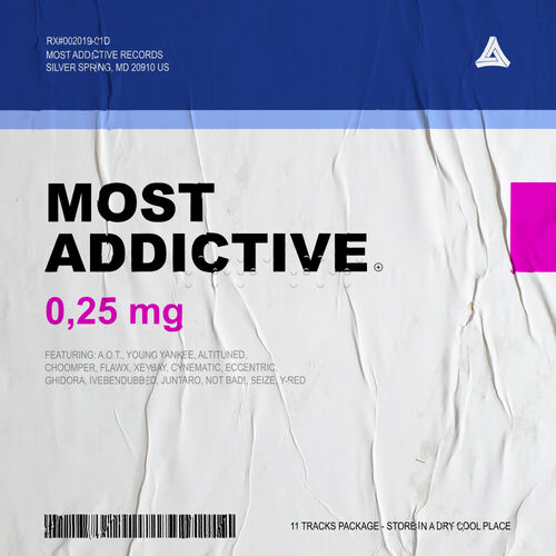 VA - Most Addictive Treatment II LP