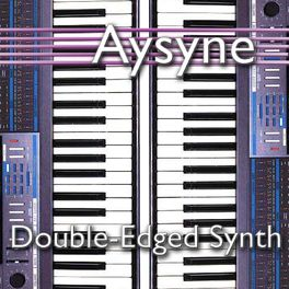 Album cover of Double-Edged Synth